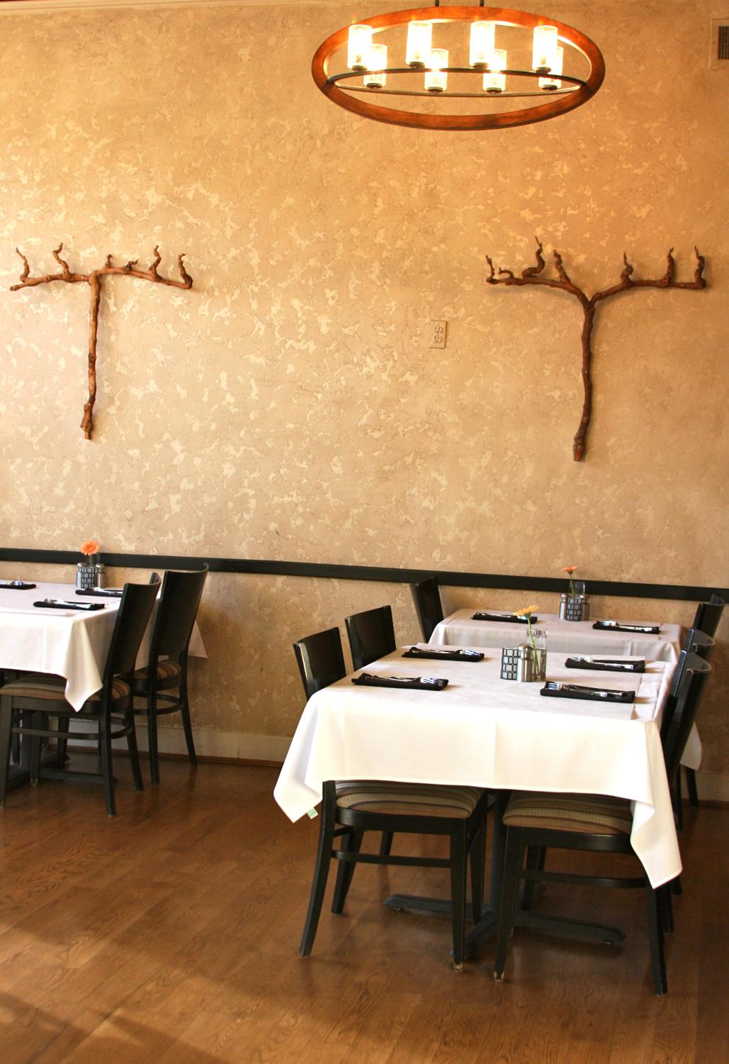 Tano Bistro offers international-inspired cuisine with a contemporary twist. Set within a historic building in the center of Loveland, the bistro features meals made with high quality, fresh ingredients locally sourced from farmers and artisans they trust. ADDRESS: 204 West Loveland Avenue, Loveland, Ohio 45140 / Image: Molly Paz / Published: 11.22.16