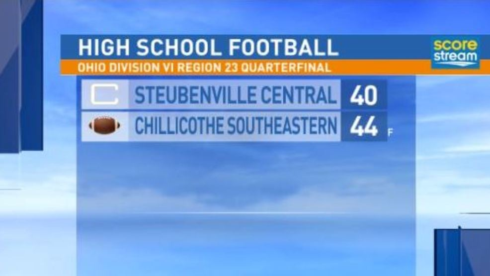 11.3.17: Steubenville Central at Chillicothe Southeastern