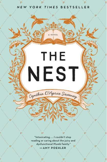 #17. The Nest by Cynthia D'Aprix Sweeney  Amazon announced the best-selling books of 2016 earlier this week! How many have you read? (Image: Amazon.com)