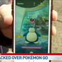Men attacked by stranger armed with tire iron over Pokemon Go game