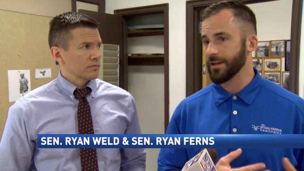 West Virginia State Senators begin mobile office hours tour