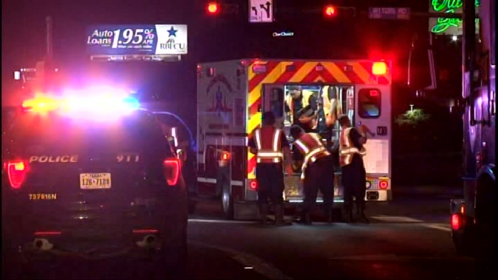Motorcyclist injured in wreck along Highway 281 | KABB