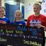 Triadelphia Middle students donate to 'A Special Wish'