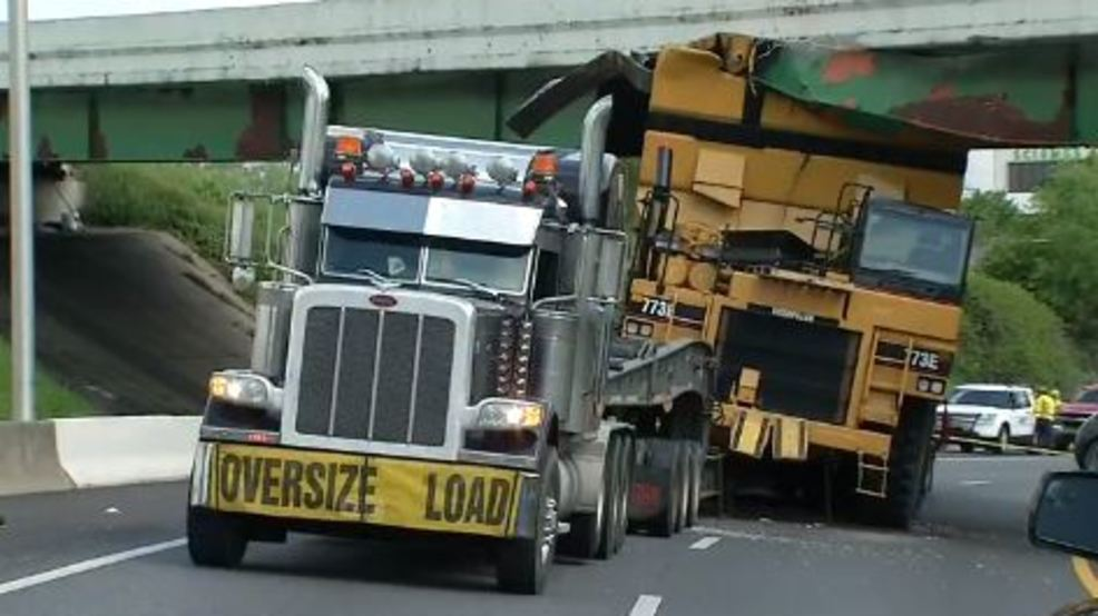 Semi driver who hit I-40 overpass in Nashville facing three