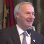 Arkansas governor announces intent to run for second term