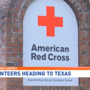 Local Red Cross volunteers traveling to Texas for Hurricane Harvey relief efforts