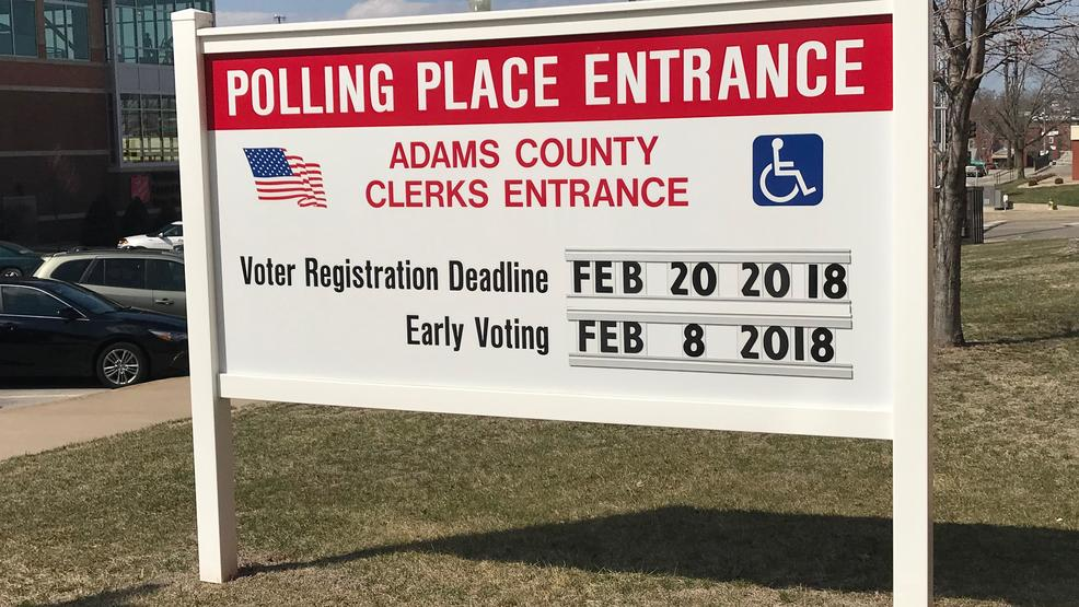 Why Adams County is seeing low voter turnout
