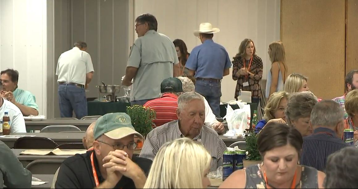 Texas Rice Festival goes on after Harvey destroys some local rice crops