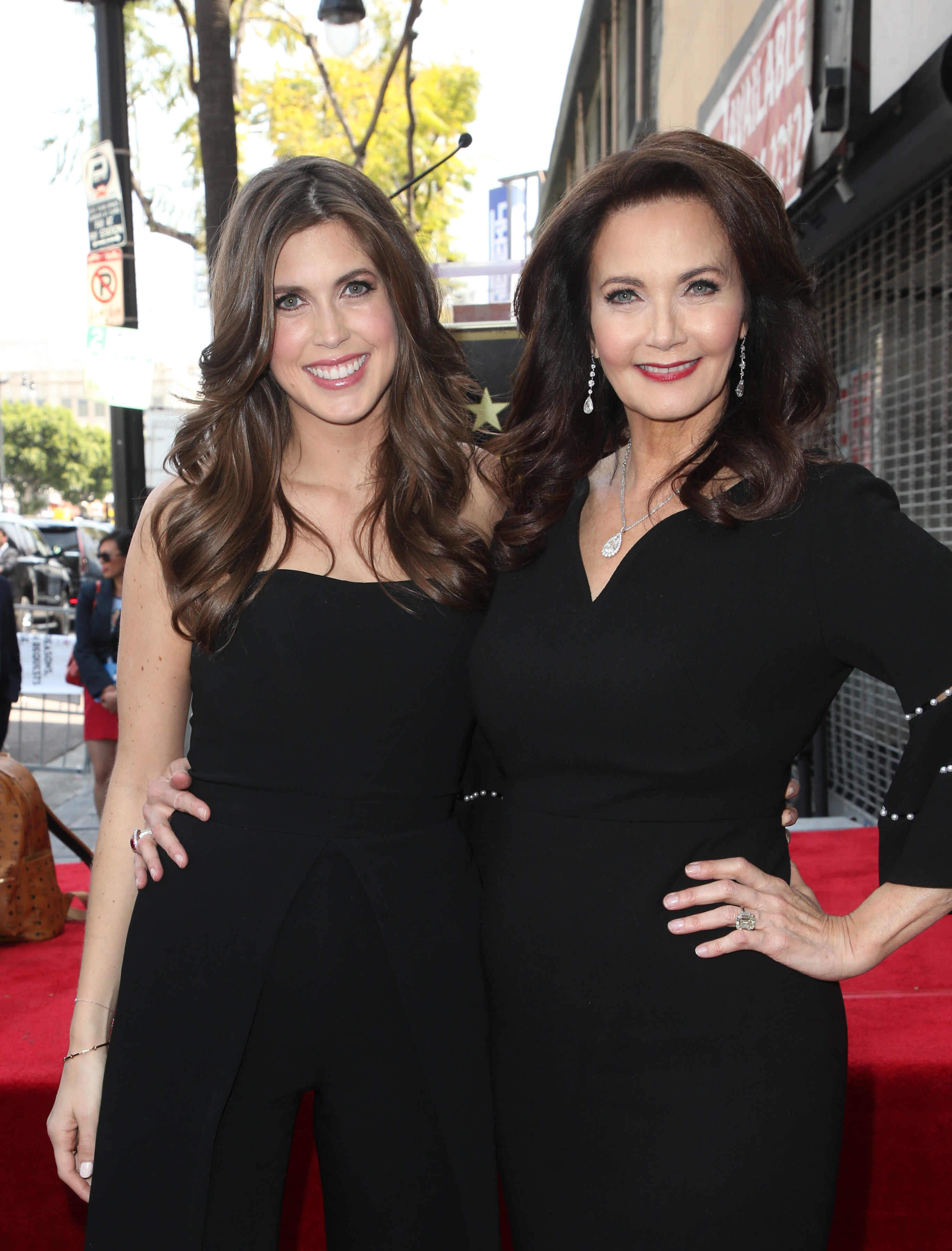 Lynda Carter Honored With Star On The Hollywood Walk Of FameFeaturing: Jessica Altma, Lynda CarterWhere: Hollywood, California, United StatesWhen: 03 Apr 2018Credit: FayesVision/WENN.com