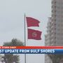 Double flags at beaches aren't stopping vacationers from having fun