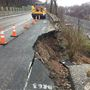 Route 11/15 to be reduced to one lane in Perry County due to collapsed wall