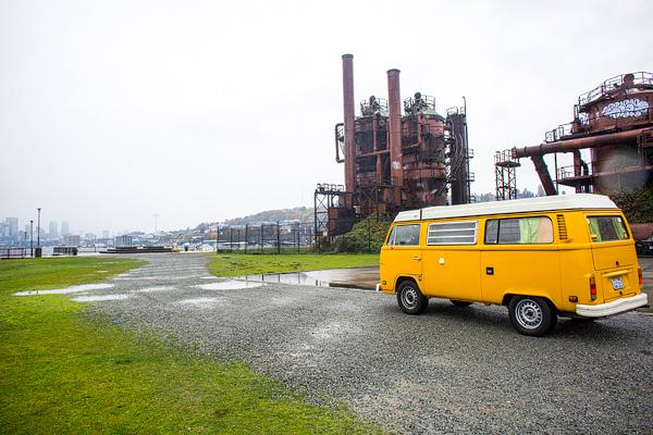 "<p>Her name is Frieda, and she's a BEAUT. The 1977 Volkswagen Bus is the first all-electric vehicle of it's kind, and it could be yours (for a couple days, at least). Peace Van Rentals, a self described ""Van Life Vacation Provider"" just debuted their 2020 fleet, and Frieda is the real star - available for in-city, multi-day adventures. Started May 1 she runs $295 per day year round, and you get a discounted rate if you book multiple days.{&nbsp;} More info and booking can be found{&nbsp;}<a  href=""https://www.peacevanselectric.com/"" target=""_blank"" title=""https://www.peacevanselectric.com/"">online</a>. (Image: Peace Vans)</p>"