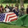 Community makes sure WWII veteran is not forgotten