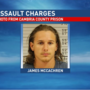Northern Cambria man accused of assault, burglary