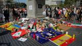 Barcelona's victims include US man celebrating anniversary