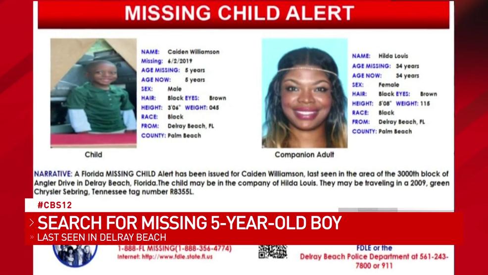 FDLE: Missing Delray Beach boy found safe | WTVX