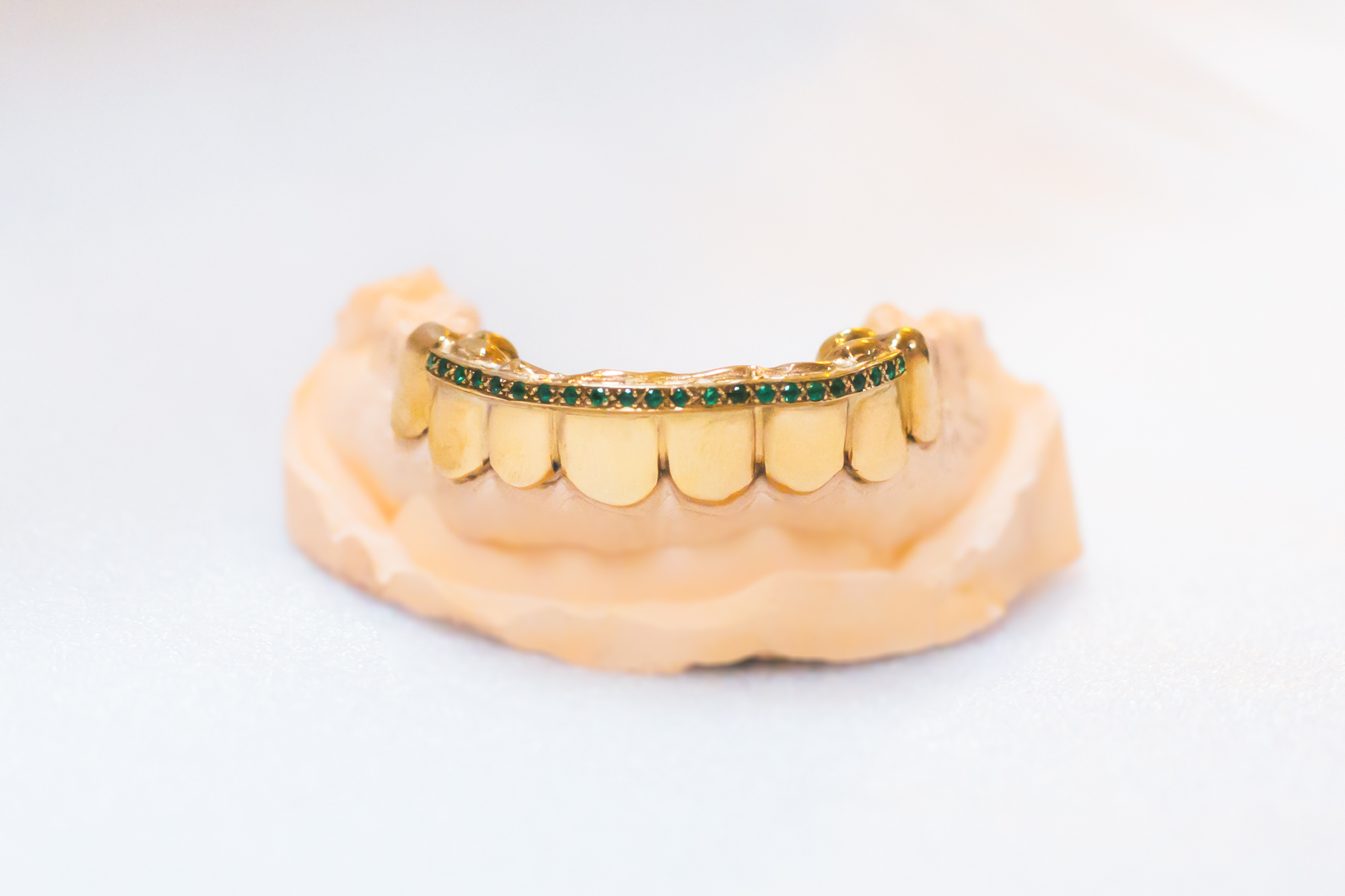 """They're your smile,"" he says, not just an over-the-top trend. While these lavish oral accouterments have clearly captured the heart of pop culture, they're also one of the most personal accessories you might treat yourself with."