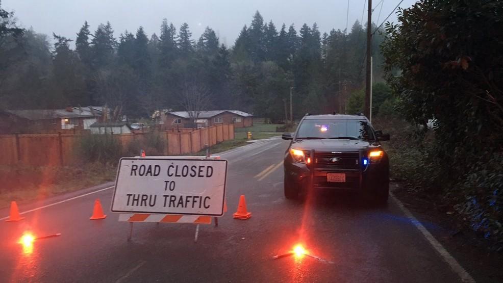 One killed in crash near Bremerton   KOMO