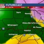 Mike Linden's Forecast | More rain (and snow?!) in the coming days