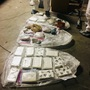 Suspected drug carrier busted with 50 pounds of heroin, fentanyl during traffic stop