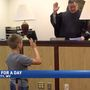Deputy for a day: 9-year-old experiences law enforcement