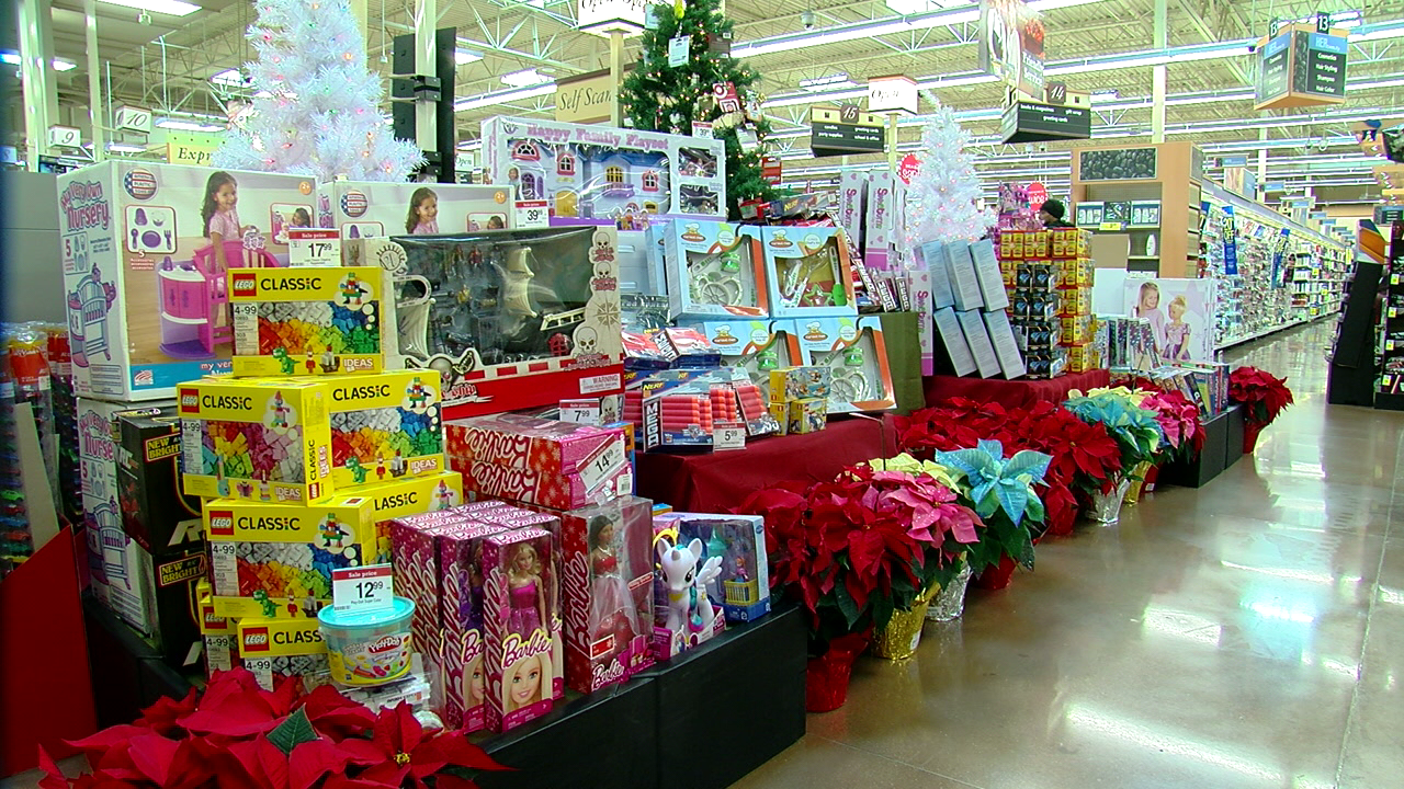 Toys From Kroger : Price hill kroger hosts toy drive wkrc