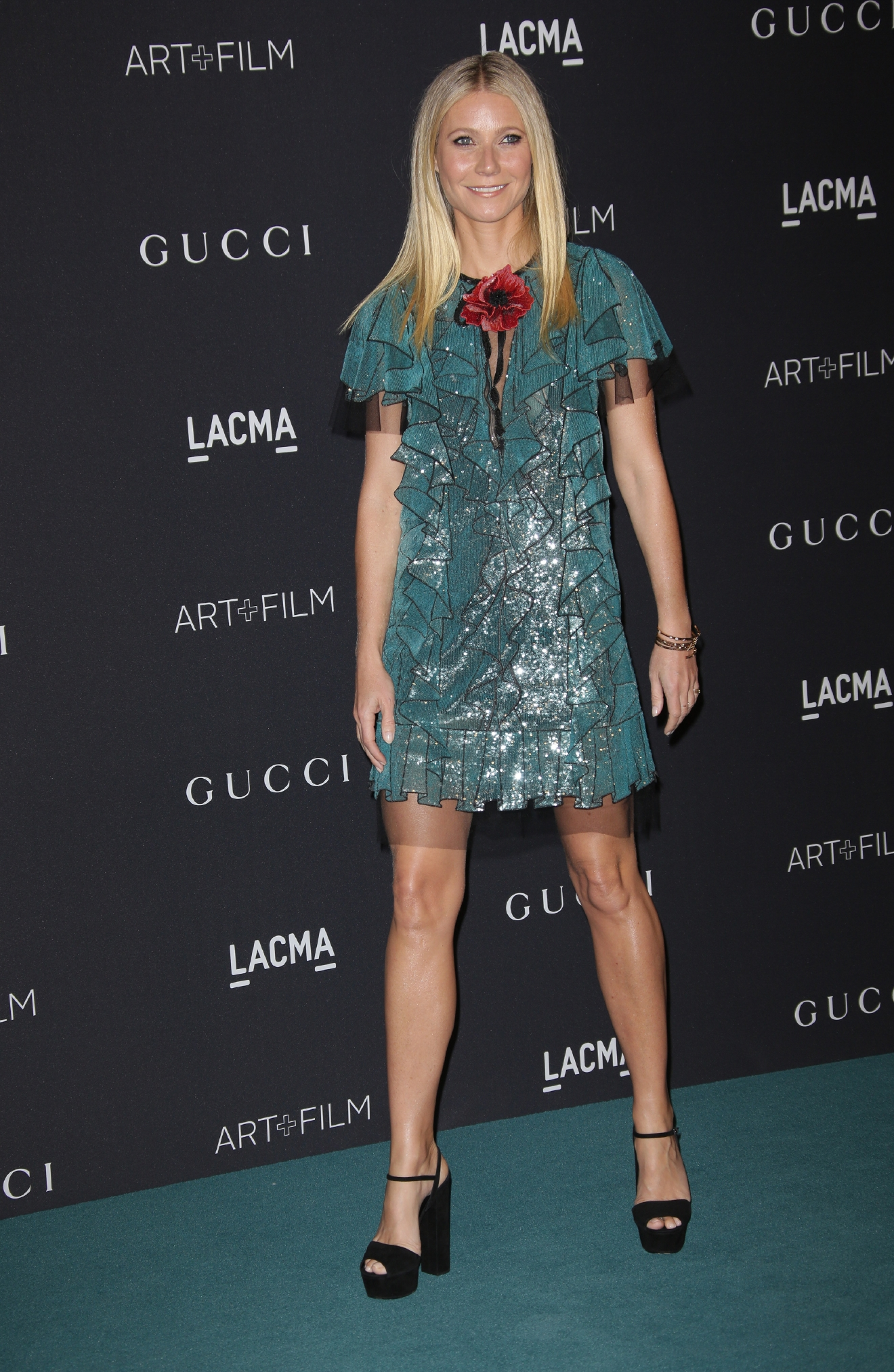 LACMA 2015 Art+Film Gala honouring James Turrell And Alejandro G Inarritu, presented by Gucci                                                                      Featuring: Gwyneth Paltrow                                   Where: Los Angeles, California, United States                                   When: 09 Nov 2015                                   Credit: FayesVision/WENN.com