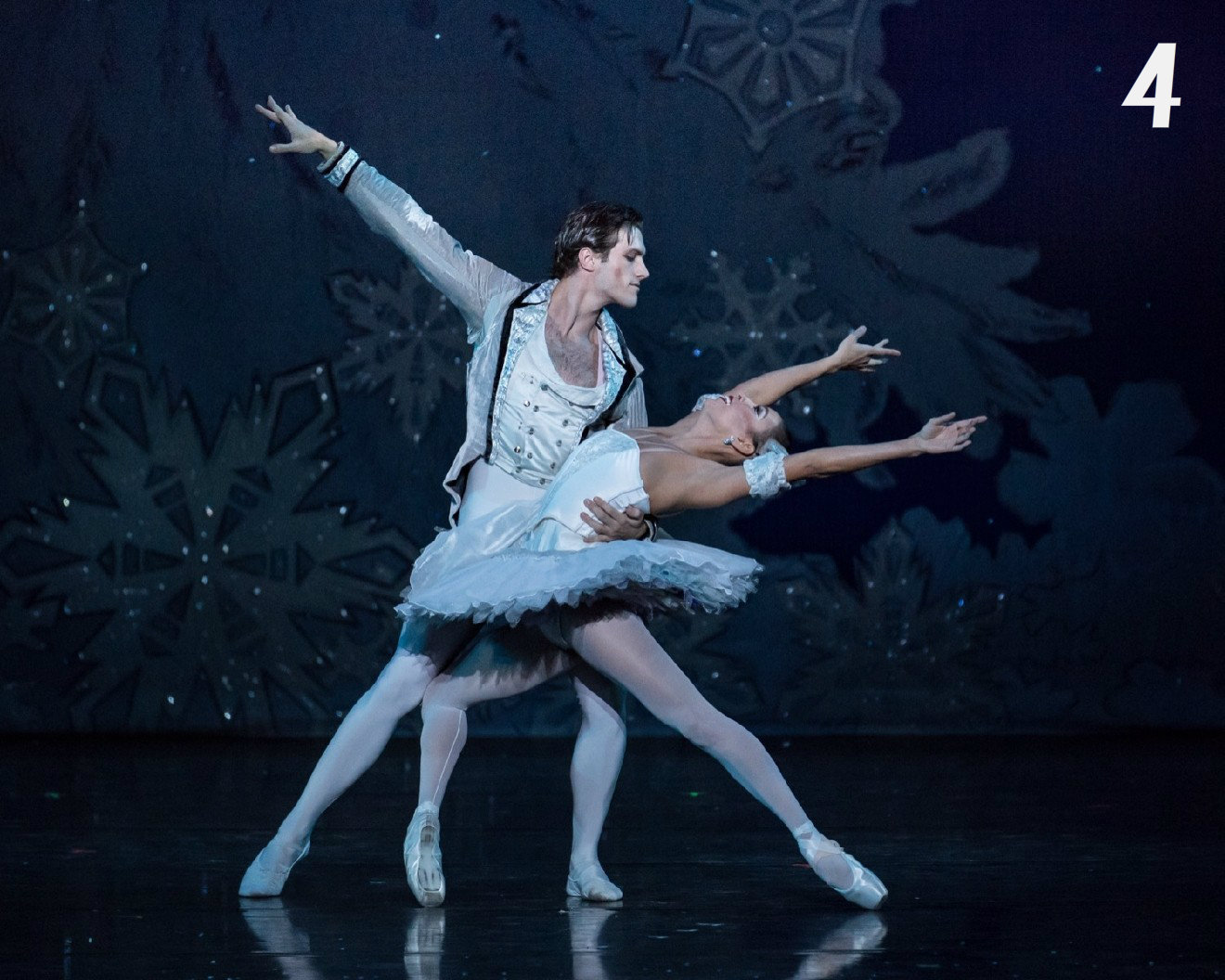 #4 - Cincinnati Ballet opens The Nutcracker this weekend, with performances running Dec. 9 -18 at the Aronoff Center. / Image: Peter Mueller