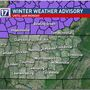 Winter Weather Advisory for Kentucky