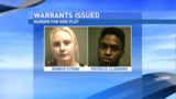 Two warrants issued in murder-for-hire case