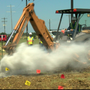 Gas line break simulation held to prevent future disaster