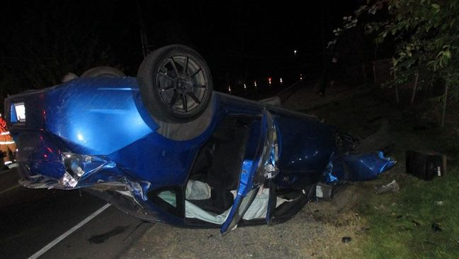 Teen driver tells deputy he 'only smoked a few blunts' before crash