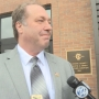 Judge in Kosciusko Co. sheriff's trial steps down
