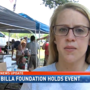 Erin Billa debuts foundation, thanks community