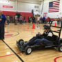 Teens learn the dangers of distracted, impaired driving in simulation