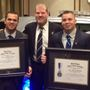Officers honored for saving man's life