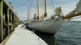 Wendameen ready for Saturday's schooner race