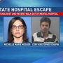 Photos released of therapist, patient who left Arkansas State Hospital together