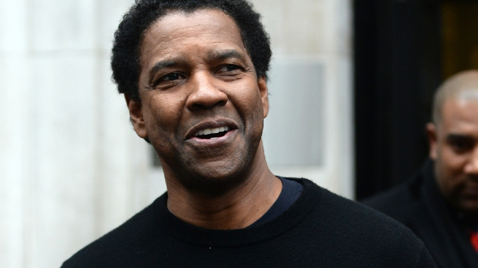 Denzel Washington's 'Fences' shoot was continuously interrupted by elderly neighbor