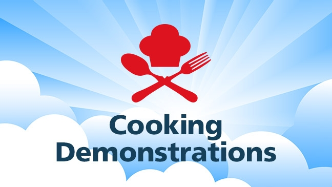 Cooking Demos