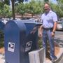 California mailman has perfect attendance for 30 years