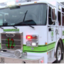 Barnesville Fire Department shows off brand new truck