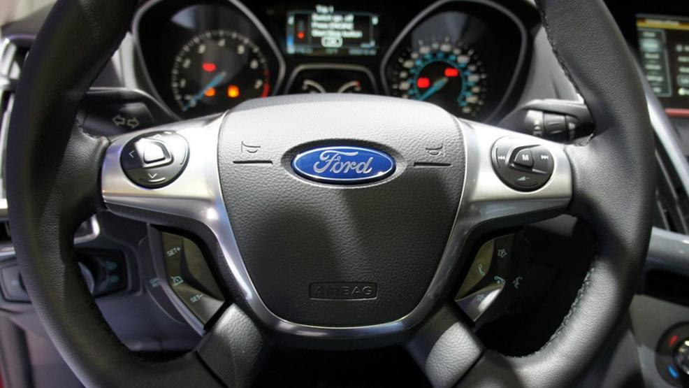 Ford Recalls Almost 1 4m Cars Steering Wheel Can Come Loose