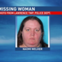 Police search for missing Clearfield County woman