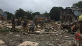 House explosion critically injures 2 people in Ohio