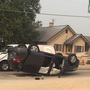 Minor injuries reported in Nampa rollover crash