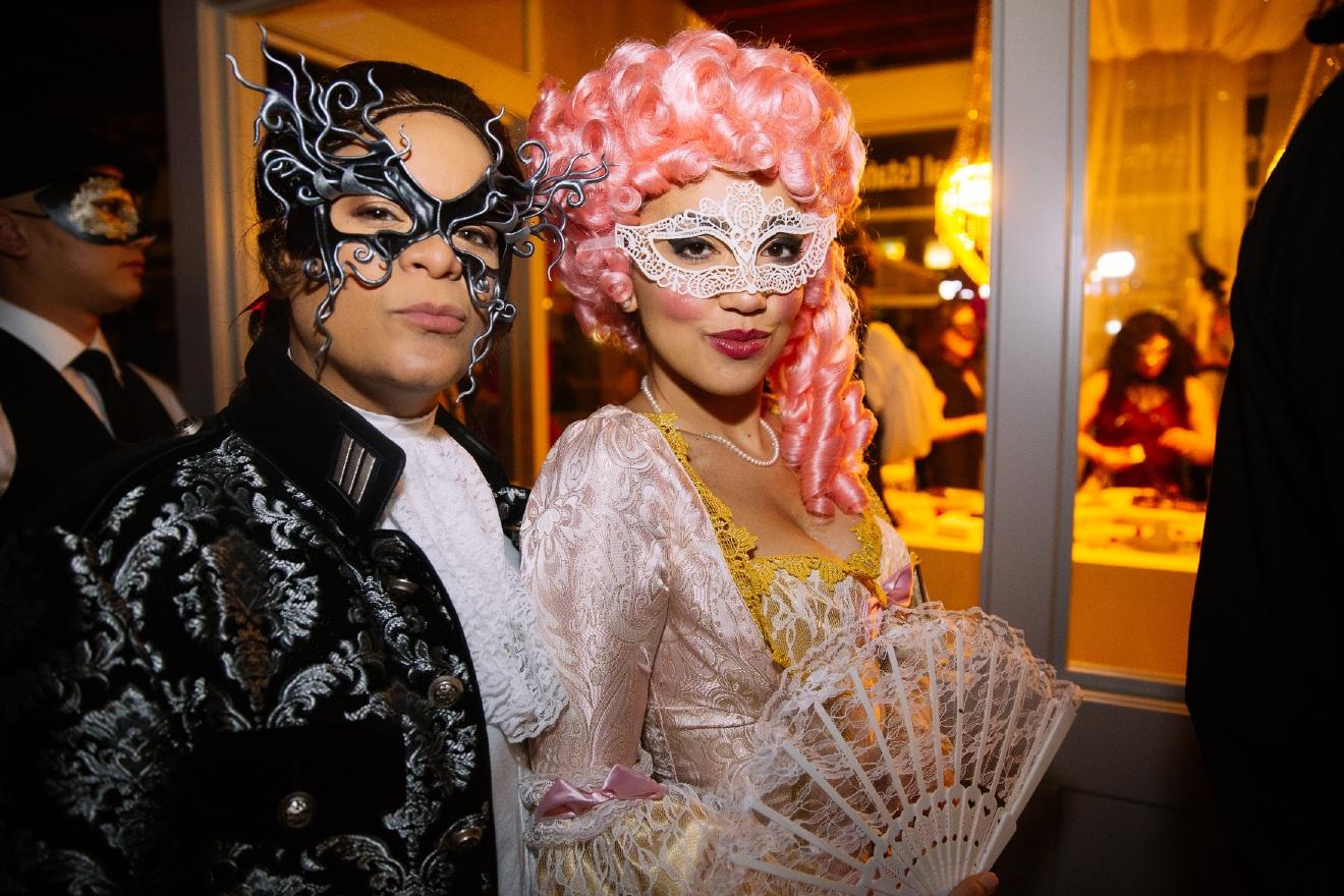 Venetian Masquerade Ball Gowns Dresses