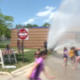 Sioux City Fire Rescue hosts unique hydrant party with Siouxland children