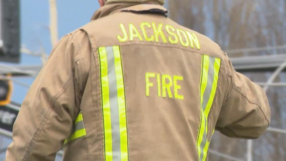 First responders in Grove City rescued a teen left entrapped for hours in his vehicle under downed power lines. (WSYX/WTTE)
