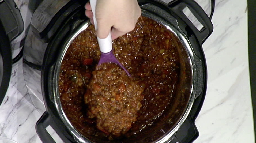 Flavorful Pressure Cooker Chili